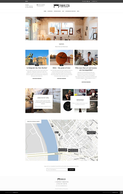 Shamliza Webshop